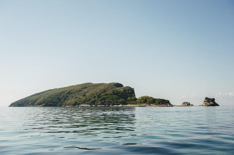 slub na wyspie