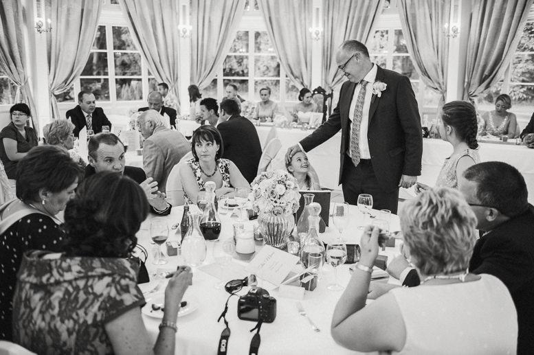 ślub w Pałacu Tłokinia
