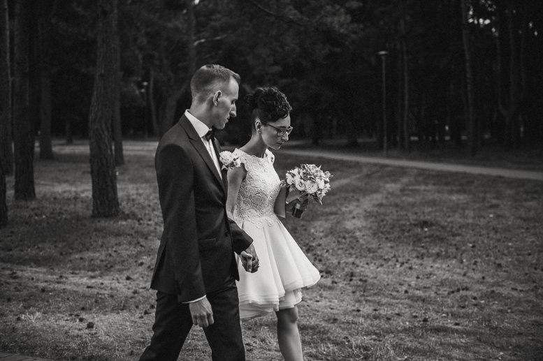 wspólne przygotowania ślubne