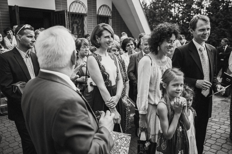 Ceremonia ślubu nad Zalewem Zegrzyńskim