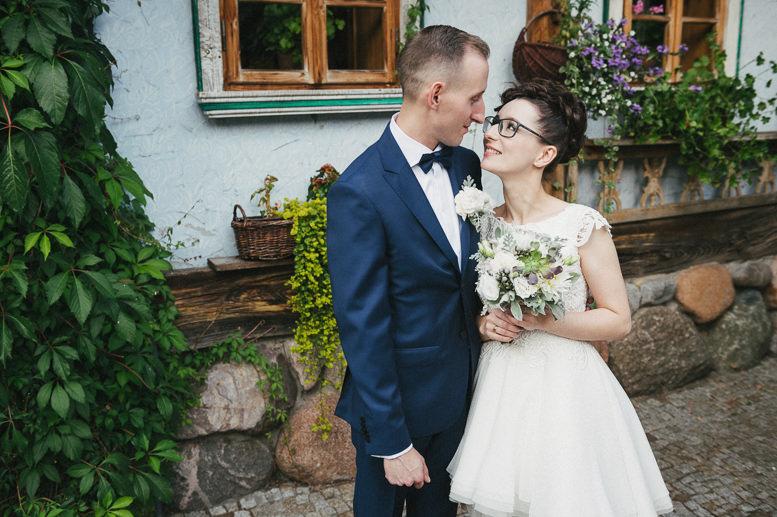 Rustykalne wesele w Folwarku u Różyca