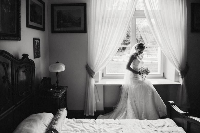 Plenerowy ślub i wesele w Pałacu Tłokinia