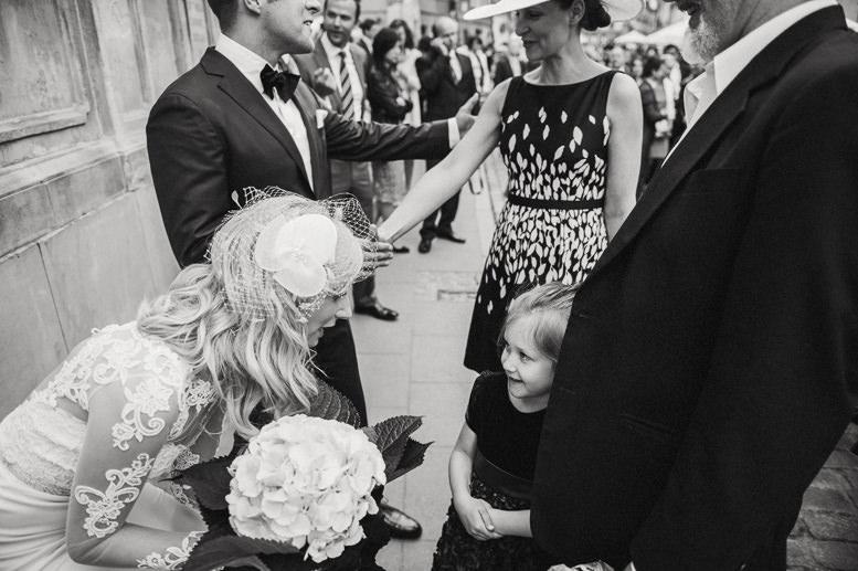 Ślub w Klasztorze Ojców Paulinów w Warszawie