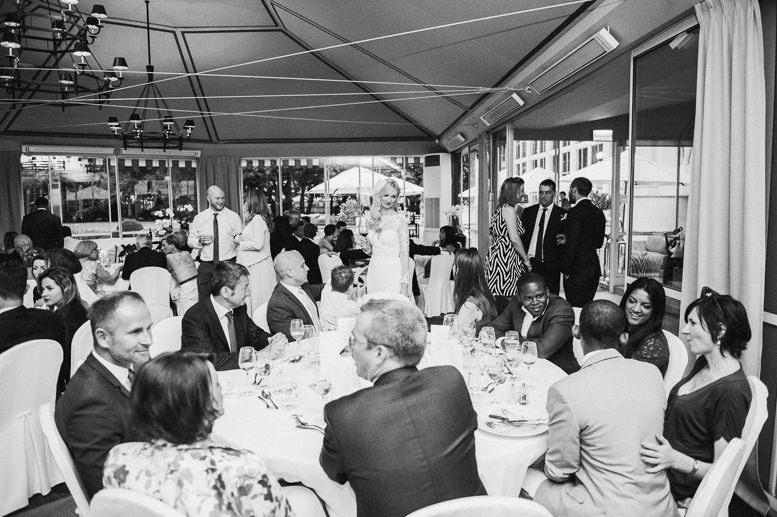 Wesele w restauracji Belvedere w Łazienkach Królewskich