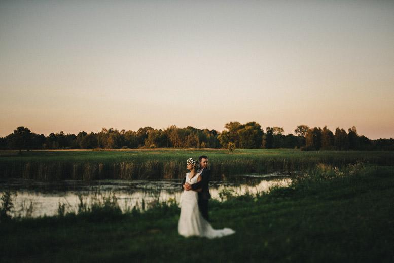 Eleganckie wesele w Villa Julianna