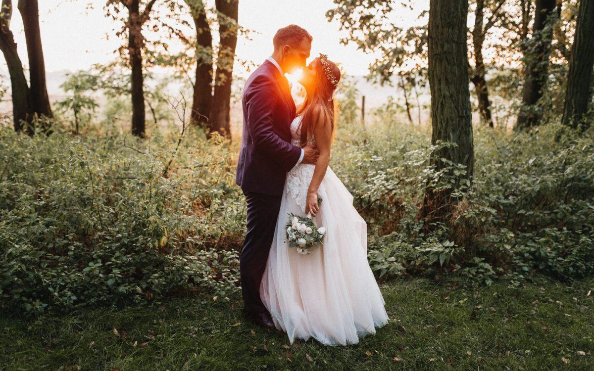 Deszczowy ślub i wesele w pałacu Zdunowo